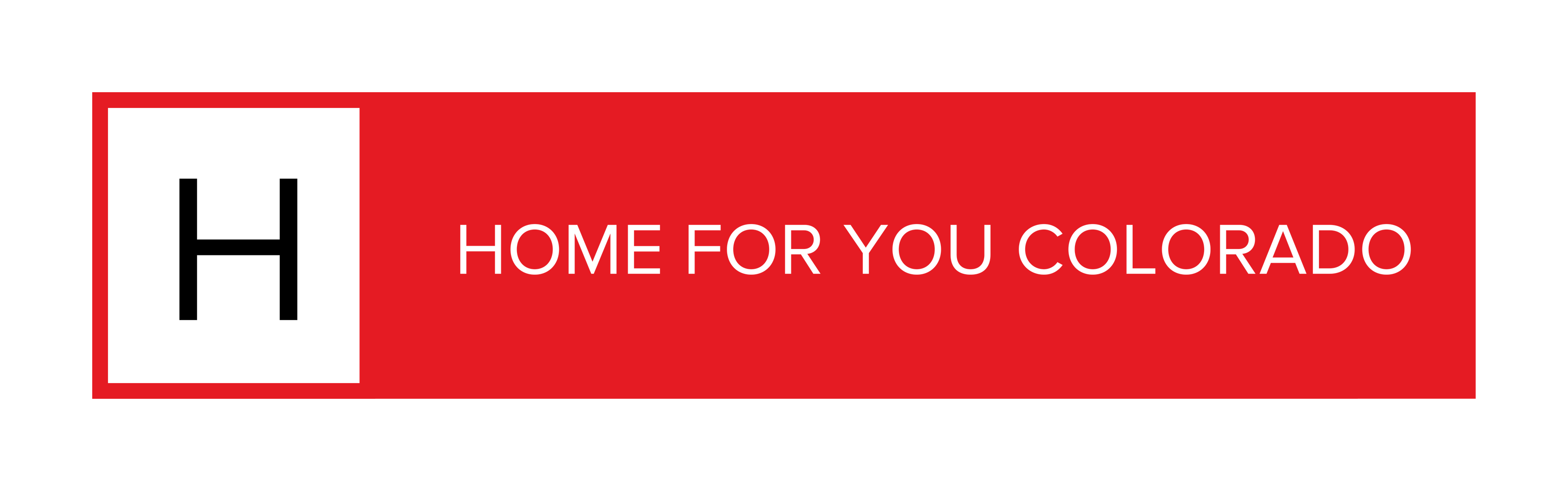 Home For You Colorado Logo